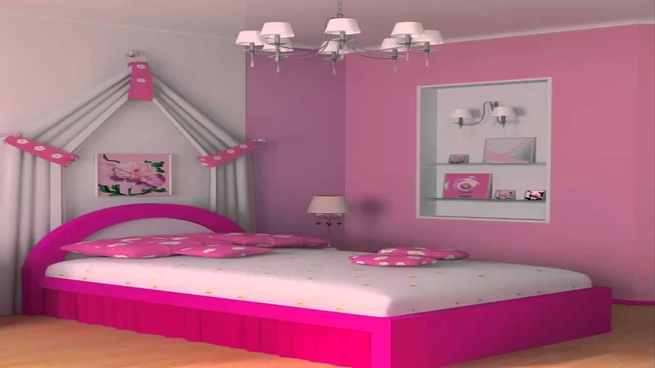 بالصور ديكورات غرف نوم بنات , تصميمات حديثة لغرف نوم بنات 2576 6