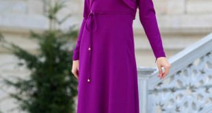 بالصور فساتين سواريه بسيطه وشيك للمحجبات , اجمل الفساتين السواريه للمحجبات 6440 11 310x165