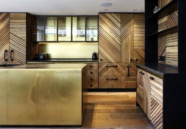 بالصور الوان مطابخ خشب , اجمل الالوان للمطابخ الخشب 6478 6