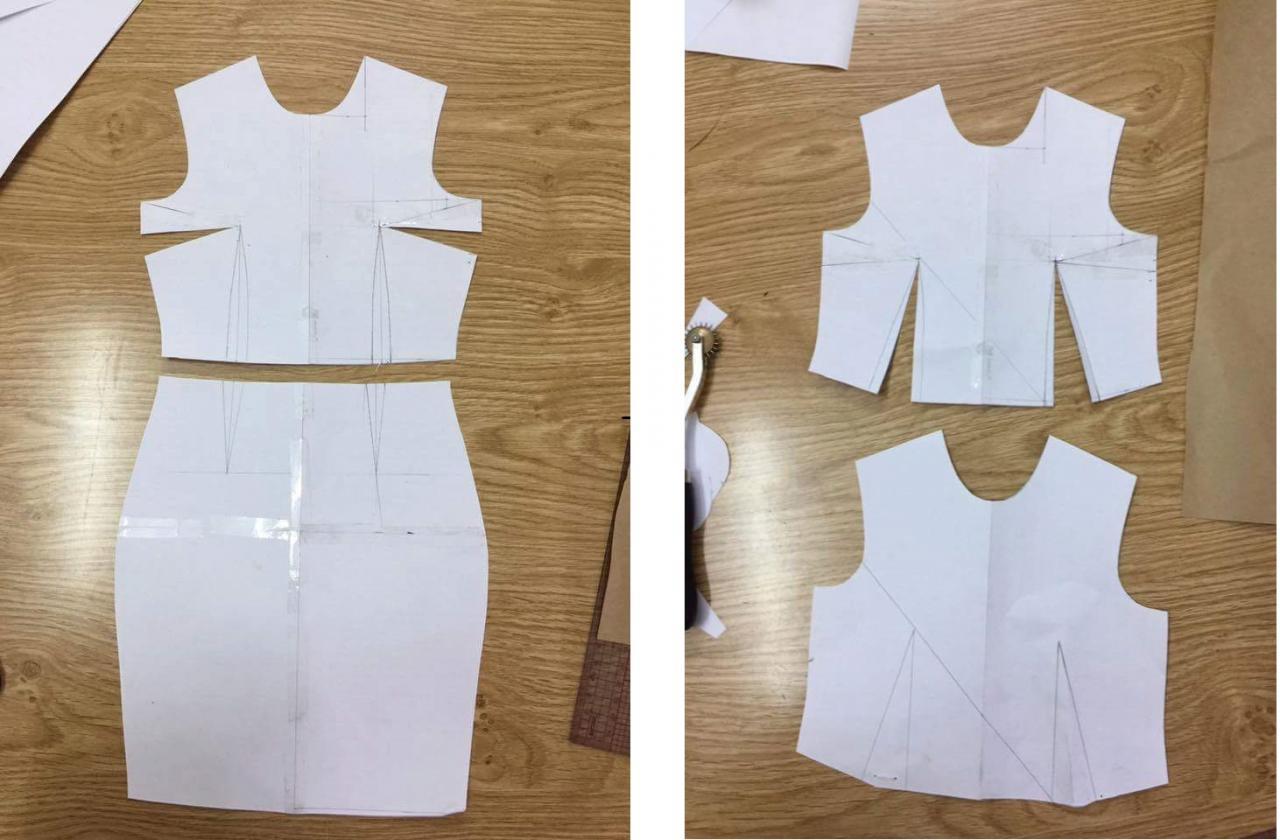 بالصور كيف تفصل الملابس , افضل طرق تفصيل ملابس 12271 1