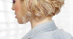 صور تسريحة فير شعر قصير , اجمل تسريحه للشعر القصير