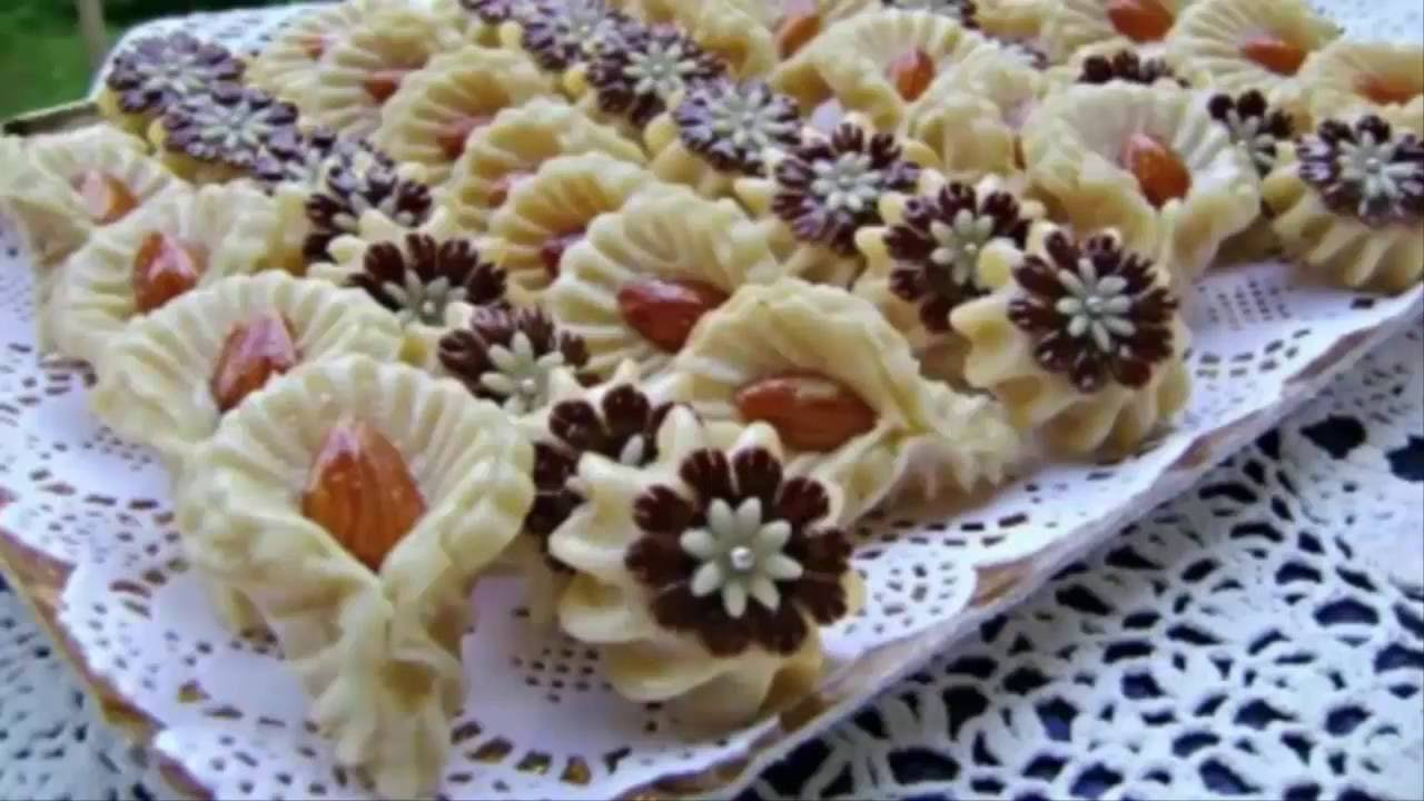 بالصور حلويات العيد الجزائرية الجديدة بالصور , العبد افضل انواع الحلويات 12281