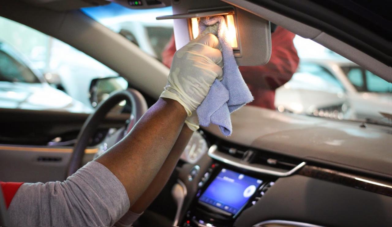 صور تلميع السيارة من الداخلة , اجعل سيارتك جميلة من الداخل