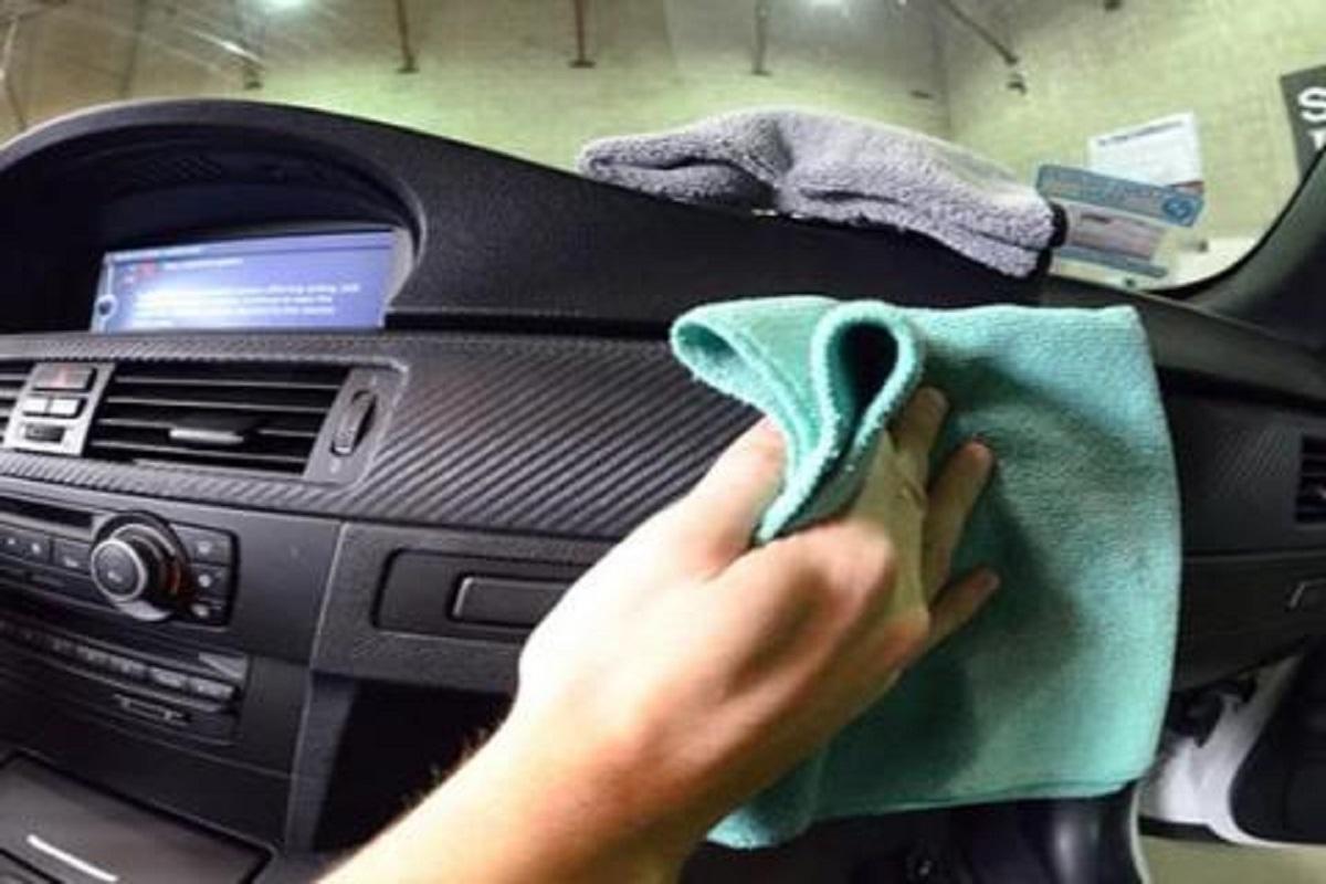 بالصور تلميع السيارة من الداخلة , اجعل سيارتك جميلة من الداخل 12289 13
