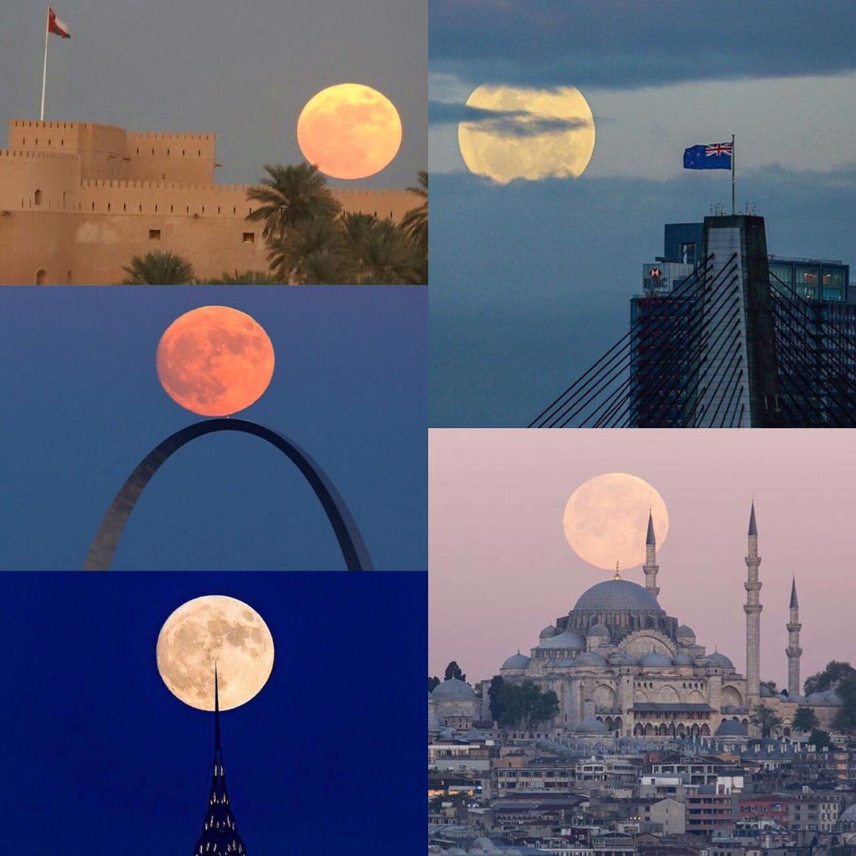 بالصور صور القمر العملاق , اجمل صور للقمر الرائع 12303 10
