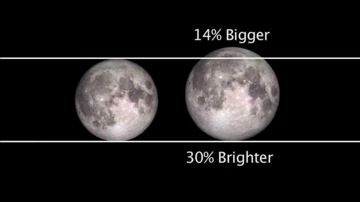 بالصور صور القمر العملاق , اجمل صور للقمر الرائع 12303 8