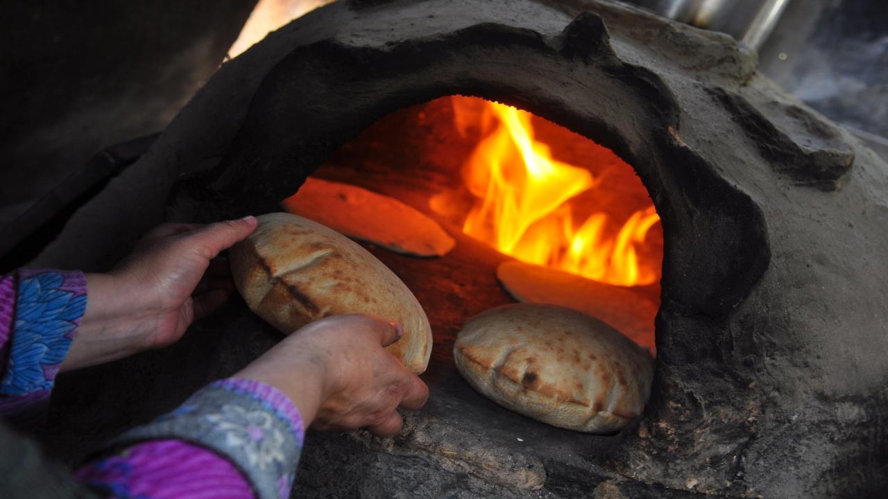 بالصور فرن الخبز المنزلي , افضل فرن منزلى 12315