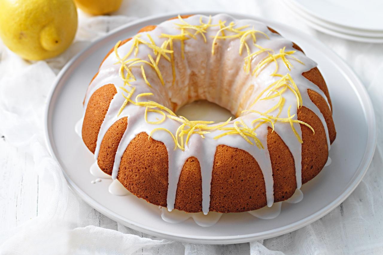 بالصور كيكة الليمون بالصوص , كيفية عمل الكيك بالصوص الرائع