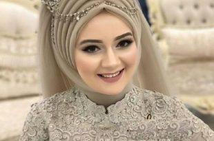 بالصور لفات طرح زفاف تركى , اجمل اللفات التركى لطرح الزفاف 13250 12 310x205