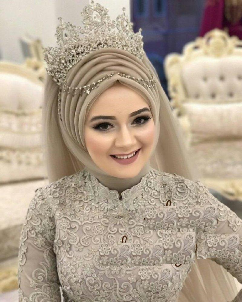 صور لفات طرح زفاف تركى , اجمل اللفات التركى لطرح الزفاف