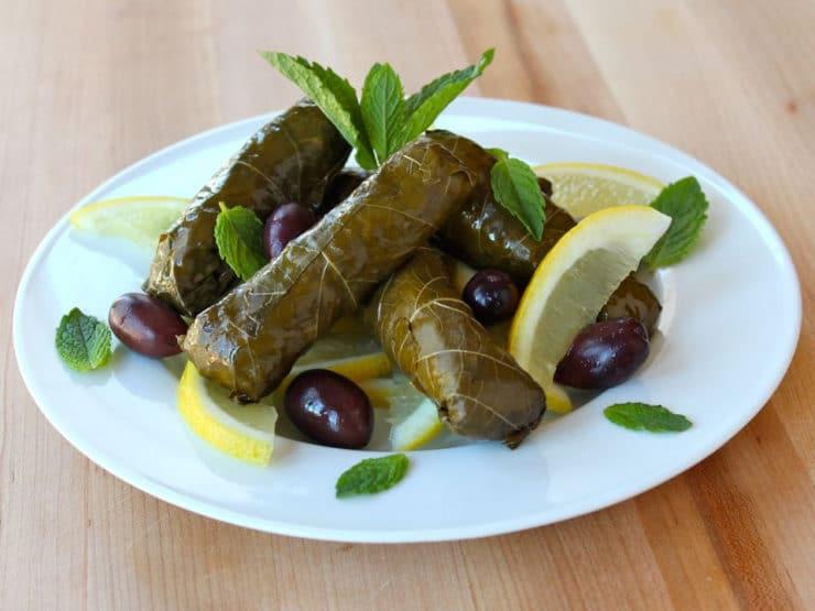 صورة صور ورق عنب , اشهر اكلة المصرية