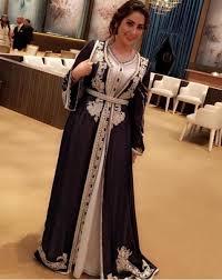 صورة قفطان مغربي بالصور , التراث المغربي يتجلي في القفطان المغربي