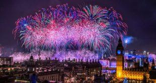 صور صور العام الجديد , اشهر احتفالات راس السنة حول العالم
