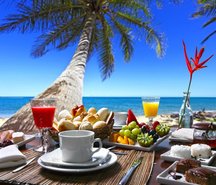 صورة اجمل صور صباحيه , ما اجمل الفطور الصباحي عالبحر