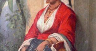 صورة صور بنت مصر , لوحات فنية تجسد حياة المراة المصرية