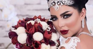 صور صور مكياج عرايس , احدث لوك للعرائس