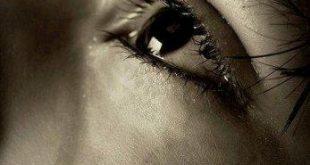 صورة صور دموع حزينه , دموع القلب اقوي وجعا من دموع العقل