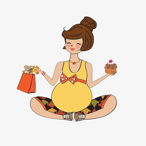 صور صور حمل , كاريكاتير عن مرحله الحمل