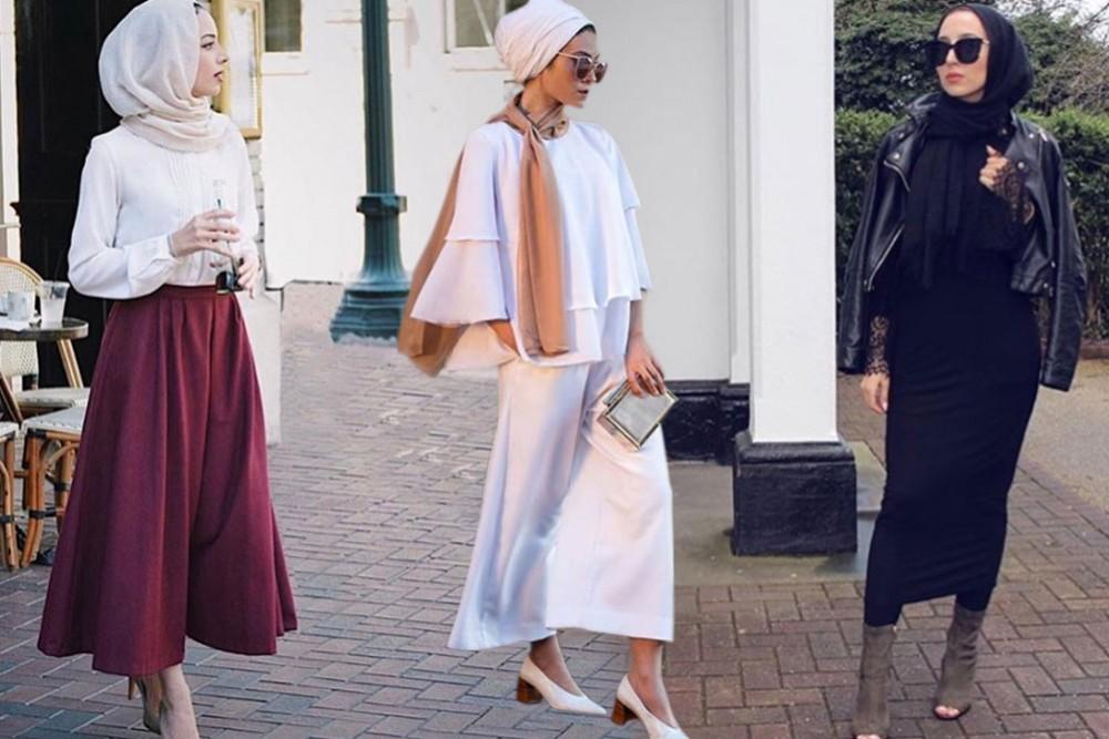 صور اجمل صوربنات محجبات , اجمل الموضة في الحجاب