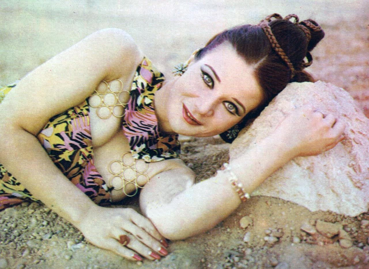 صورة صورة زبيدة ثروت , احلي و اجمل صور قطة السينما العربية 11941 3