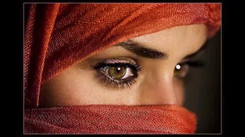 صور صور عيون منقبه , صور عيون جميلة منقبة تجنن