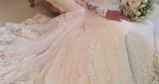 صورة صور فساتين عرس , صور فستان الاحلام للبنات تجنن