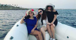 صور بنات في البحر , اجمل اللقطات في البحر للبنات