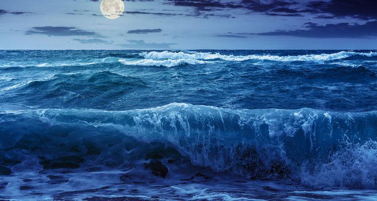 صورة اسباب المد والجزر , عوامل المد والجزر
