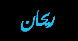 صورة معنى اسم ريحان , هل معني اسم ريحان يطلق علي ولد ام بنت