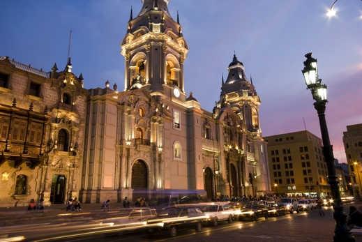 صورة اين تقع ليما , معلومات عن مدينه ليما