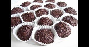 صورة حلويات بالشوكولا سهلة التحضير , طريقه عمل حلوي بالشيكولا