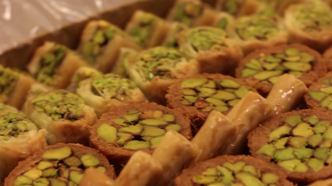 صورة من الحلويات العربية , اطعم واجمل انواع الحلويات العربيه