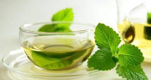 صورة فوائد الشاي الاخضر على الريق , اهم فوائد الشاى الاخضر