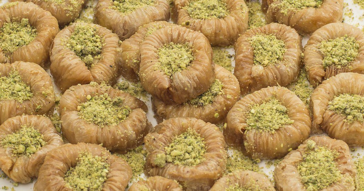 صور حلويات جزائرية بسيطة بالصور , اساس الحلويات عند الجزائريين