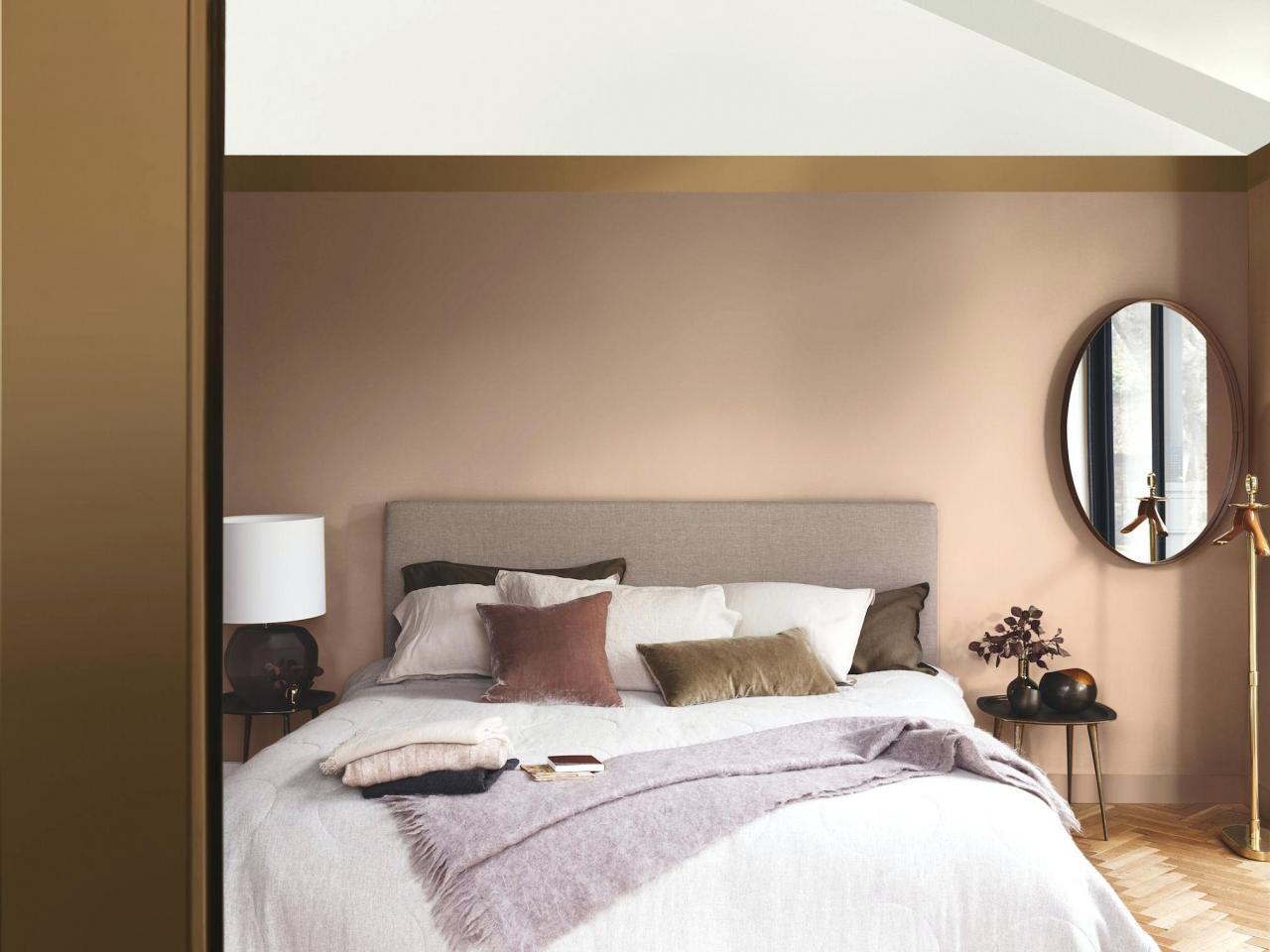 صورة الوان غرف النوم , تعرف على غرف نوم مودرن جديدة