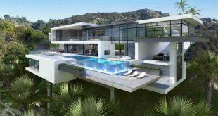 صورة اجمل منزل في العالم , منازل جميلة جدا بالصور