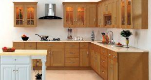 صورة تصميم مطابخ صغيرة , اشكال مميزة لمطابخ مساحتها صغيرة