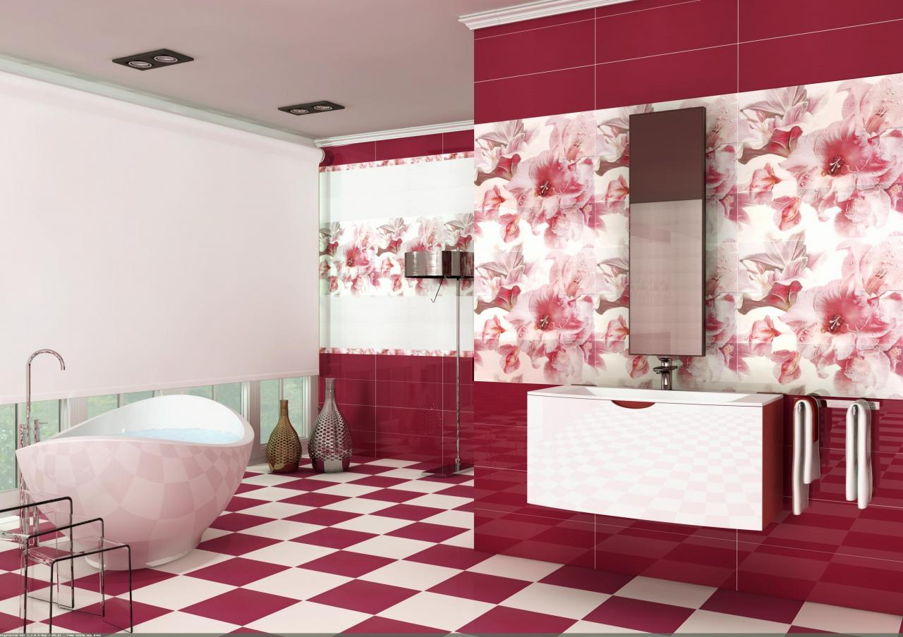 صورة سيراميك حمامات ومطابخ , اجود انواع السيراميك الحديثة للديكور 1454 4