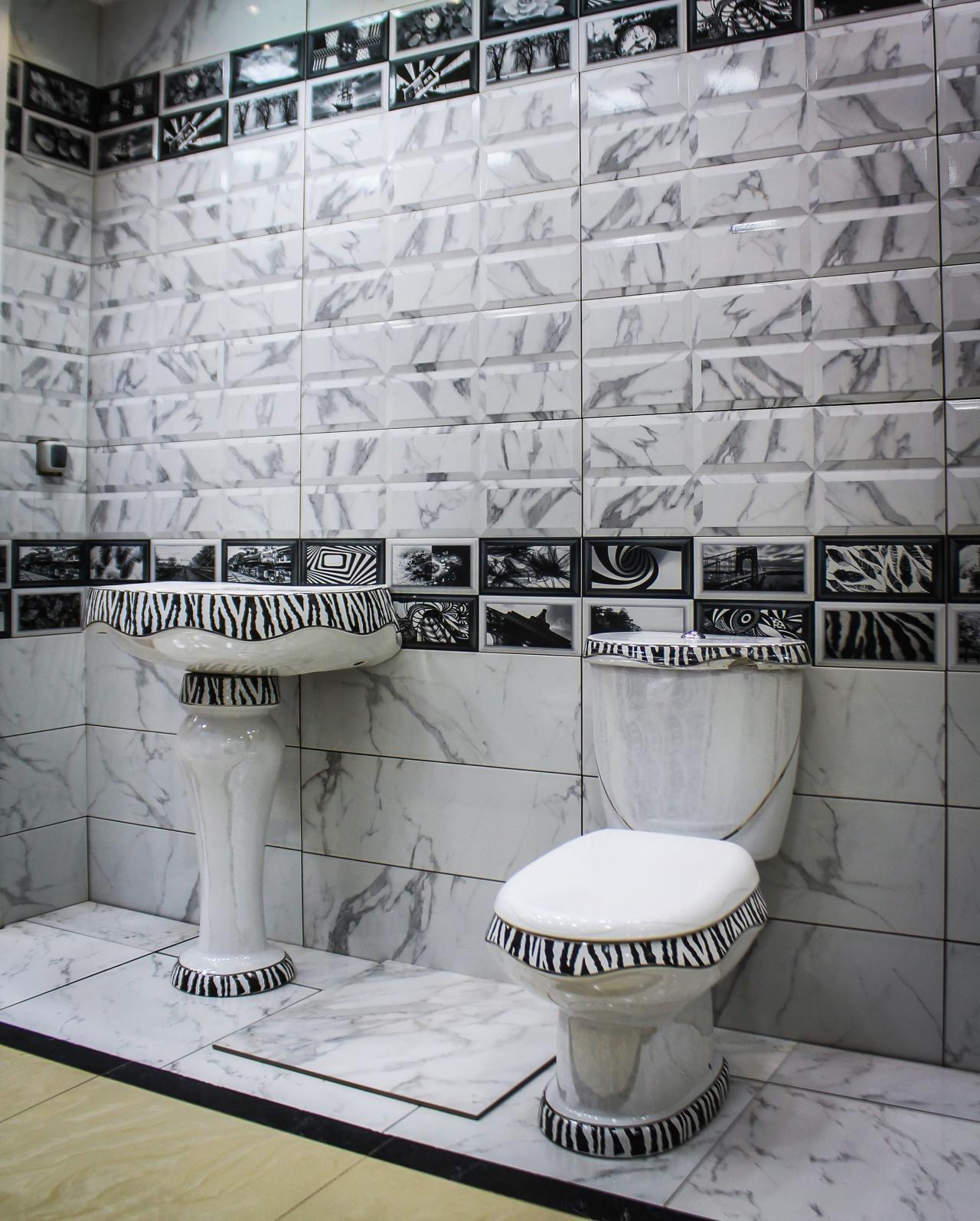 صورة سيراميك حمامات ومطابخ , اجود انواع السيراميك الحديثة للديكور 1454 5