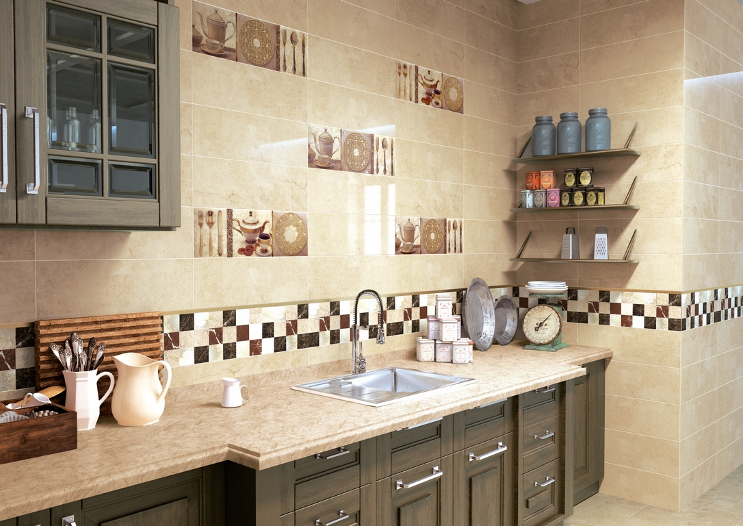 صورة سيراميك حمامات ومطابخ , اجود انواع السيراميك الحديثة للديكور 1454 8