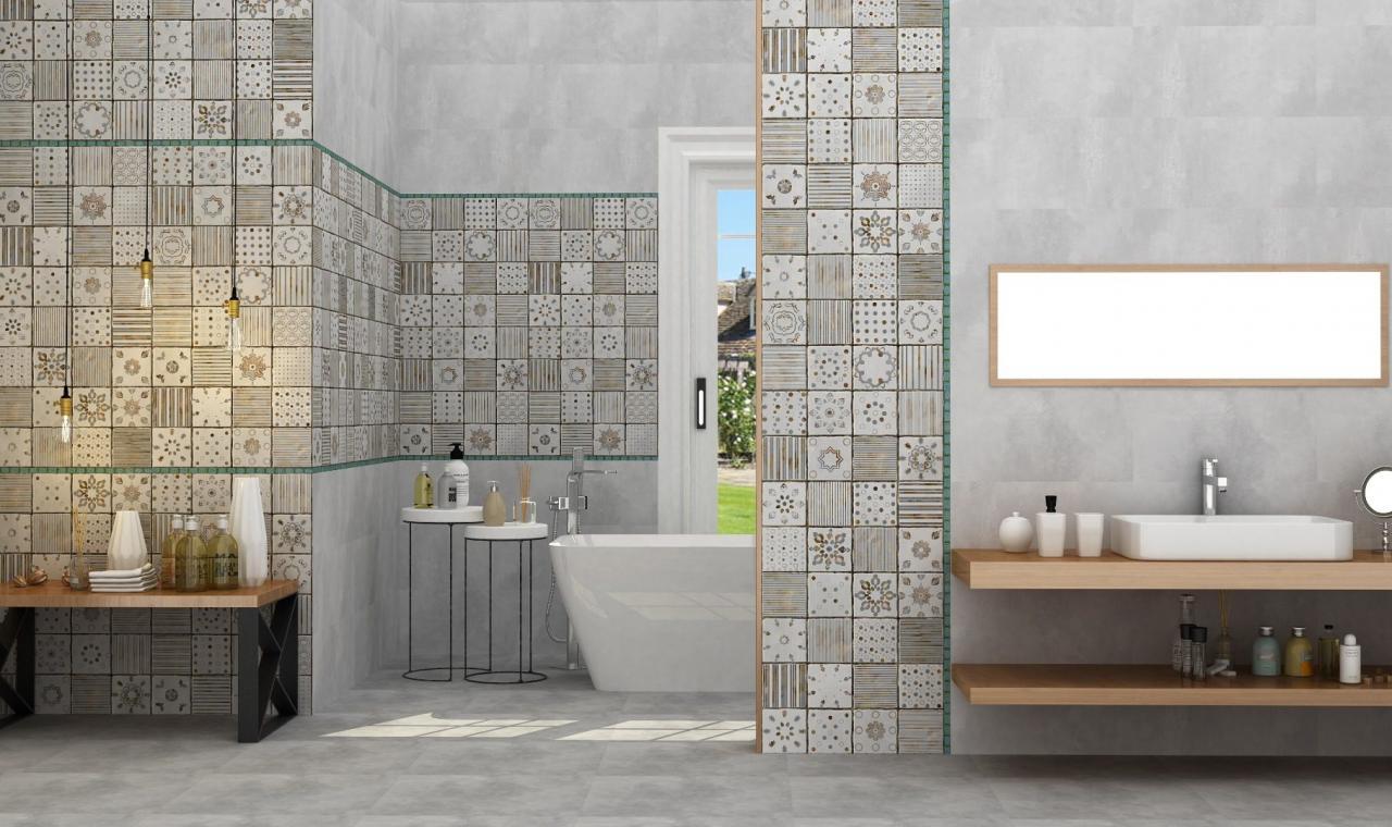 صورة سيراميك حمامات ومطابخ , اجود انواع السيراميك الحديثة للديكور 1454 9