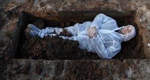 صورة ماذا يحدث بعد الموت , معلومات عن حساب الاموات بعد دفنهم