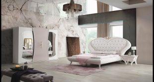 صورة غرف نوم للعرسان 2020 , تشكيلة روعة من غرف النوم للمتزوجين