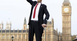 صورة اطول رجل في العالم , معلومات عن اطول رجال العالم
