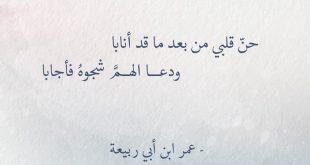 صورة بيت شعر عن الشوق , واو معقول بيت شعر بالحلاوة دى