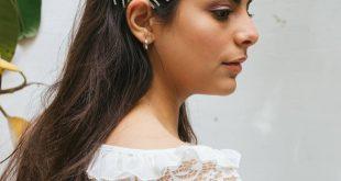 صورة اكسسوارات شعر , اشكال جميلة لزينة الشعر