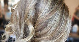 صبغات الشعر الاشقر