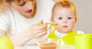 زيادة الوزن للاطفال