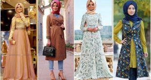 اجمل الفساتين للمحجبات